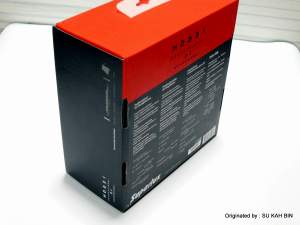 Superlux HD631 box - Side and rear