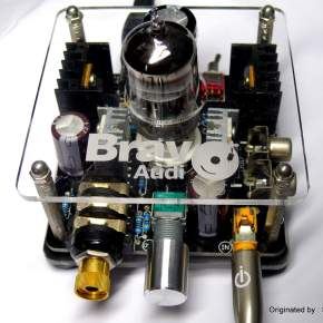 Bravo Audio's  V2 Review, Best budget tubeamp?