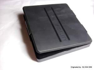 The small blck tools box