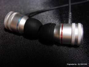 Musical Fidelity EB50 : Single BA'sLuxury