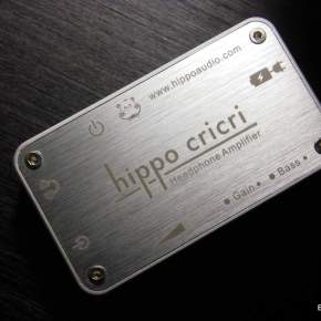 Hippo CriCri – The Slim Silver