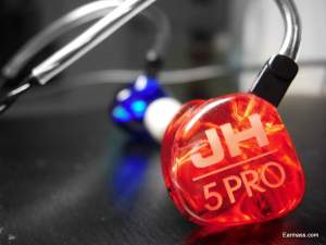 Yes,it is JH5PRO arrived at Earmass!