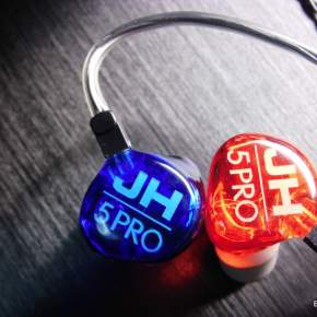 Jerry Harvey Audio JH5Pro : Rich Sound