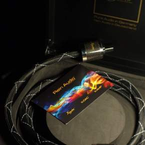 Rein Audio Xignature Power Cable : HeavyPerformer