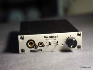 Audinst HUD-MX2 reached Earmass!