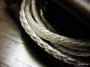 Silver Cable imported from Japan