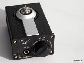 Xduoo TA-01 : Entry Level Tube DAC/AMPCombo
