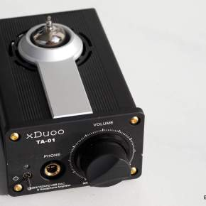Xduoo TA-01 : Entry Level Tube DAC/AMP Combo