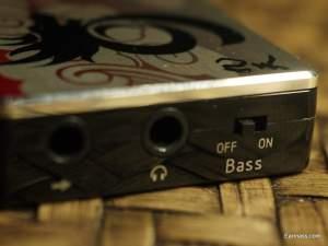 Bass Boost feature!