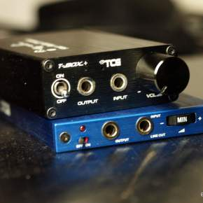 TCG Audio USkin and T-Box+ – The Sleek Boxes