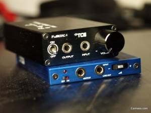 TCG Audio Uskin and T-Box+ arrived in Earmass.com!