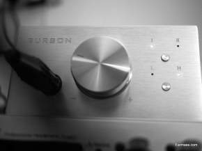 Burson Audio Soloist SL : SolidState's Behaviour