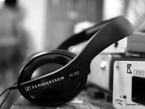 Sennheiser HD202 ii : The Dirt Cheap Starters' headphone