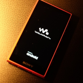Sony Walkman NW-A105: AndroidDAP
